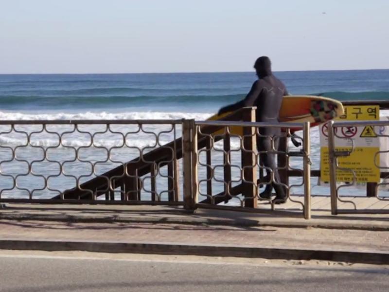 [Video]Barusurf Winter Swell