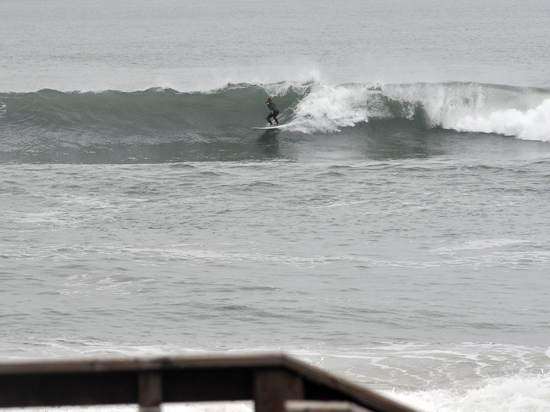 2015년 11월 29일 바루서프 양양 앞마당 서핑